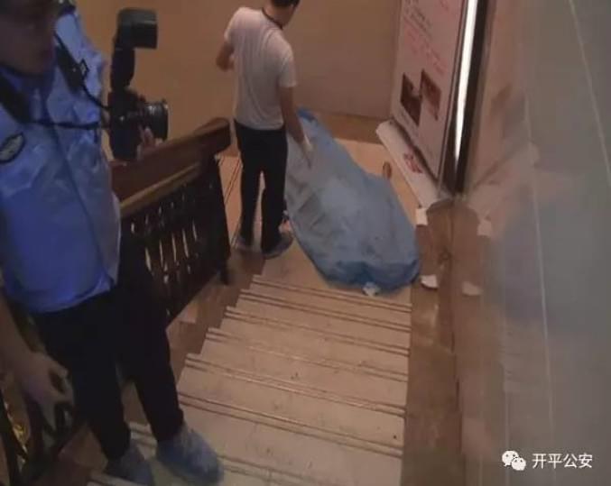 广东29岁男子命丧KTV楼梯间