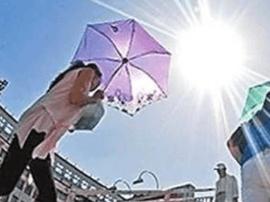福州气温今年首破38℃ 未来几天维持在37℃以上