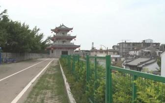 潮州古城墙景观改造完工 原来有这么美