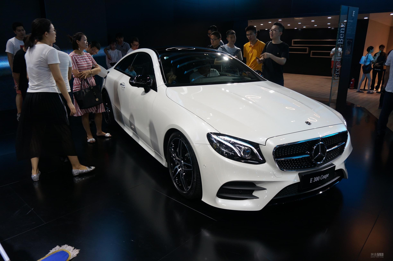商务精英也运动 全新E级Coupe售55.8万起