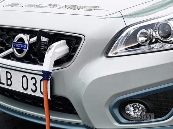 沃尔沃2019年将推电动车型 续航超400公里