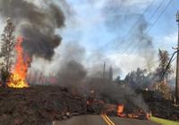 科学家警告:夏威夷火山或将喷发更具毁灭性岩浆