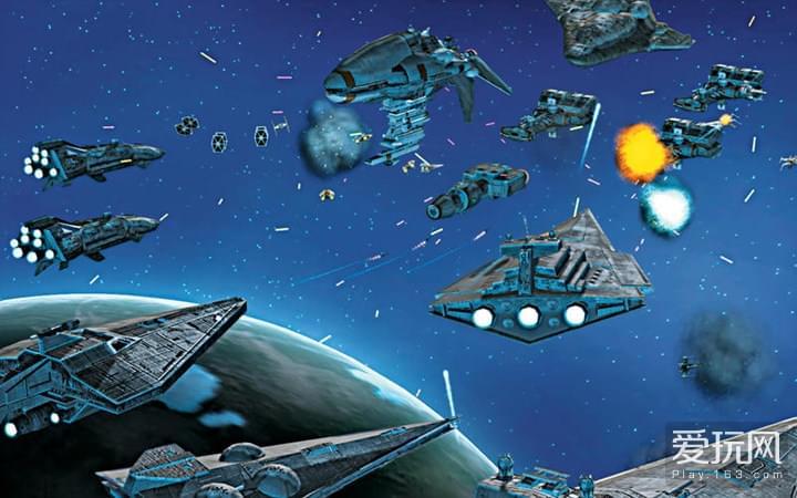 《星球大战:帝国战争》更新将重启多人模式
