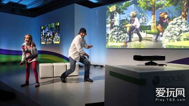 那些富有特色的Kinect游戏,你还记得多少?