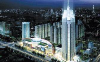 450米河北第一高楼正式开建