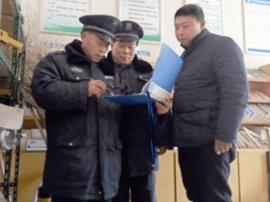 沁莲社区保安队长余伯堂:春节长假处置隐患10多起