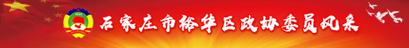 【半頂通】石家莊市裕華區政協委員風采