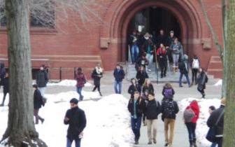 哈佛录取率仅4.59% 亚裔录取率提高