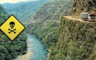 世界最恐怖死亡公路
