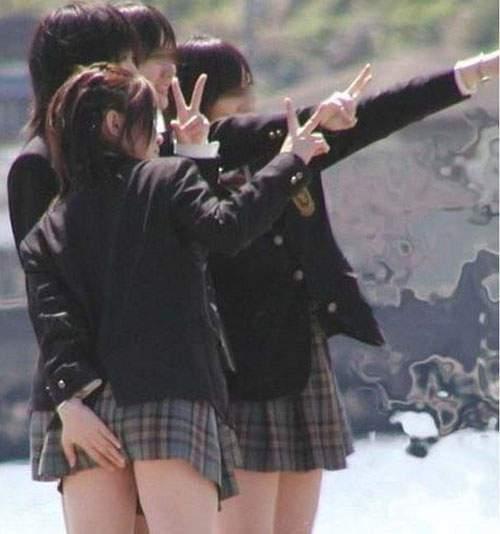 最全学生校服集合,有个国家的比日本还好看