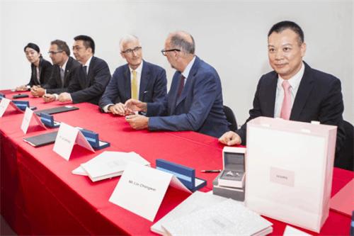 中比经贸文化交流合作加深 中国珠宝行业获新机遇