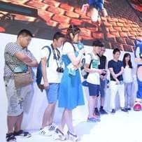 Chinajoy2017:索尼展台现场图集