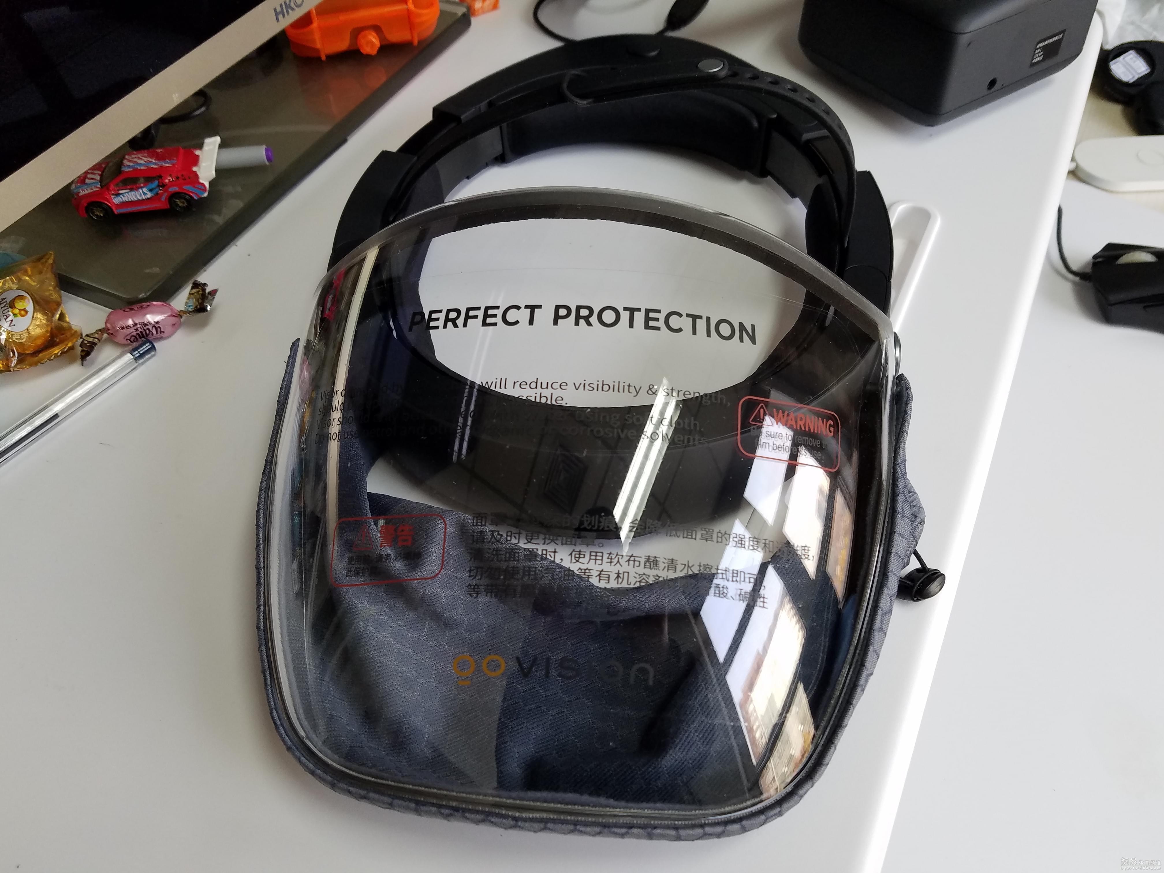 运动防护新品类 air-1智能净化运动头盔