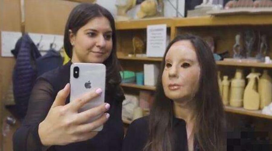 iPhone X到手了,试试人脸解锁准确率有多高?
