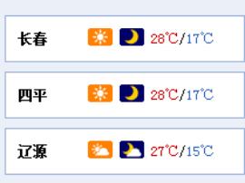 吉林省将开始持续数日的升温旅程