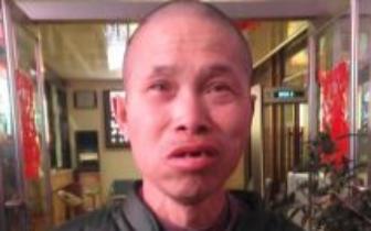 大同救助40岁疑似智障人员 四川口音 急寻亲属