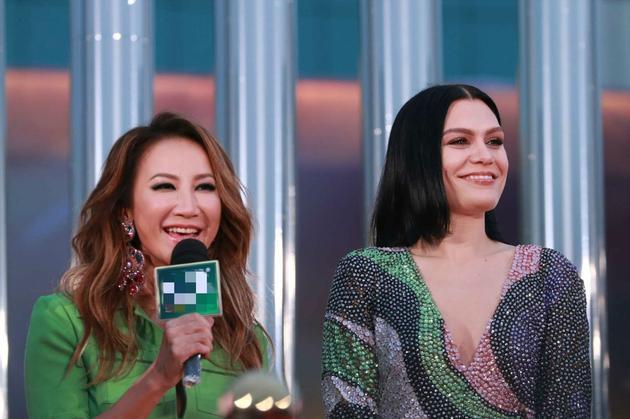 祝贺!《歌手2》总决赛Jessie J夺得本季冠军