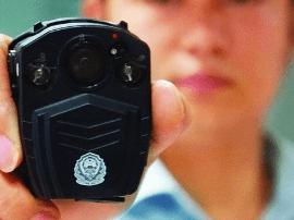 惠州城管外出执法须带记录仪!全程记录执法过程