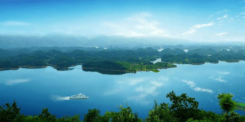 松滋洈水国家湿地公园展露芳容