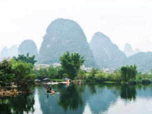 中国最美十大旅游景点,广西一处上榜,不可错过!