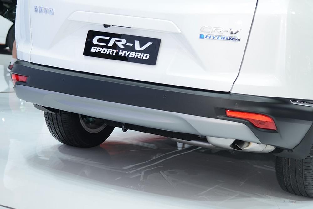 颜值有提升 体验全新东风本田CR-V