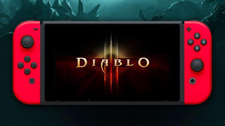 英国游戏零售商曝暗黑3登陆Switch,售价高达425元