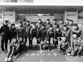 中德大学生足球四强赛落幕 太原理工大夺冠