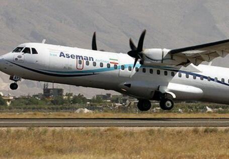伊朗一载有超60人客机坠毁 曾尝试紧急着陆