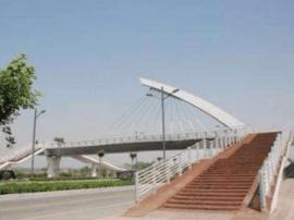 琴亭高架桥出城方向月底增至3车道 将建U形天桥