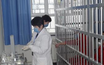 博乐教育矫治局抓好春季疾病防控及生活卫生工作