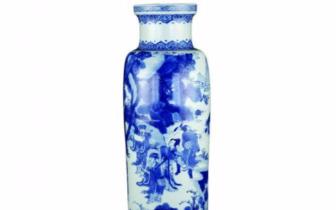 """跃然于瓶上的""""八仙祝寿"""""""