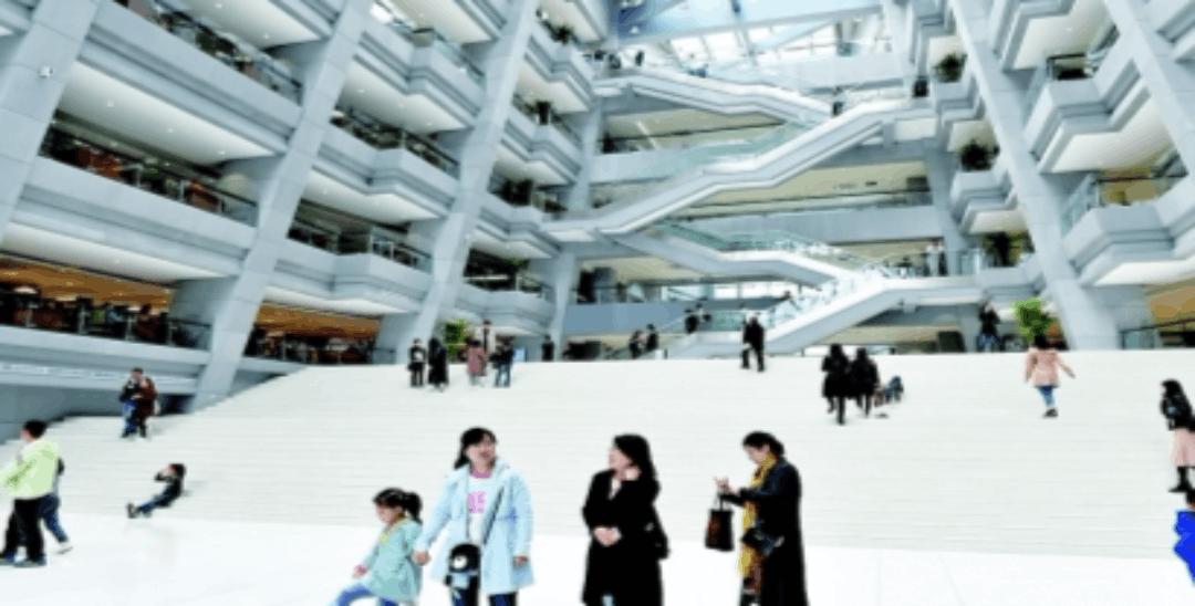 太原市图新馆 开放整一个月迎来22万多人