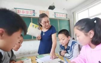 """武乡县教师刘焕芬获得""""马云乡村教师奖"""""""