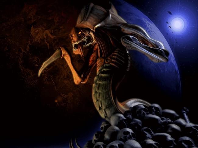 真·刺蛇爸爸来了!星际争霸重制版虫族绘图放出