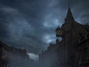 """来场撞""""鬼""""之旅?""""鬼城""""爱丁堡灵异地点揭秘!"""
