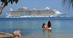 畅游加勒比海 极致航海生活