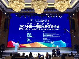 2017中国-东盟信息港论坛·电子商务峰会隆重举行