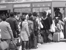 为迎学生返校高峰 福州火车站加开动车13对