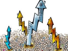 国土资源部:全国地价总体水平保持温和上行