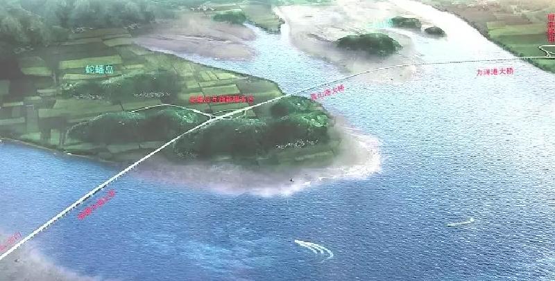 宁波又一座跨海大桥要来了!