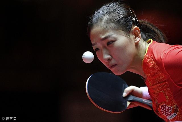 乒乓球卡塔尔赛-战日本削球手 刘诗雯或横扫过关