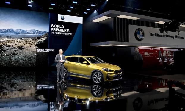 宝马决定退出北美车展 发掘可替代现有车展的平台