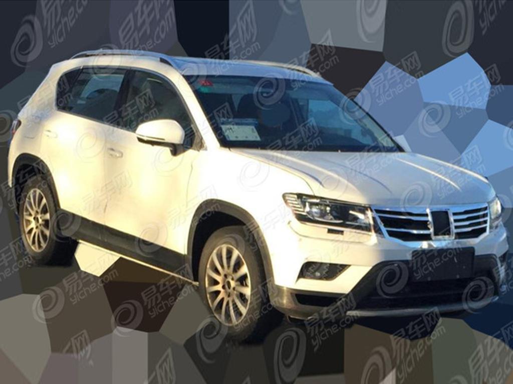 年底亮相/全液晶仪表 曝上汽大众全新SUV