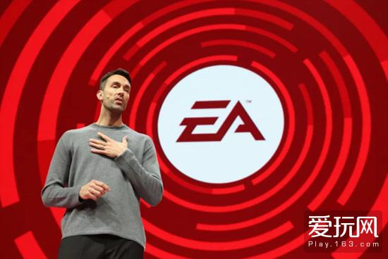 EA执行副总裁Patrick Soderlund