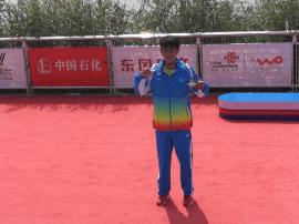 快讯|石家庄选手郑毅获男子200米皮艇冠军