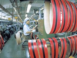 正新橡胶二期全面投产 每天可生产车胎14万条