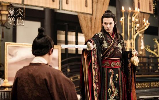 《大唐荣耀》茅子俊挑战极端角色 安庆绪偏执癫狂看点十足