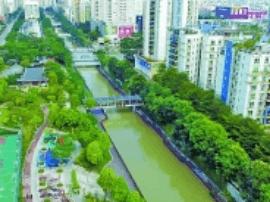 金山河整治带来的环境蝶变!河清海晏 水美惠州