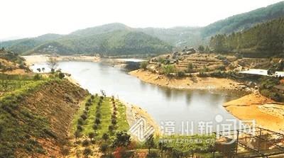 """漳浦湖西打造""""五里三城又一峰"""""""