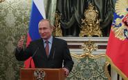 普京将开启第4个总统任期